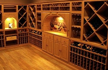 Custom Wine Cellars Miami