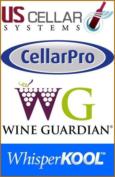 US Cellar Systems CellarPro Wine Guardian WhisperKOOL M&M Miami