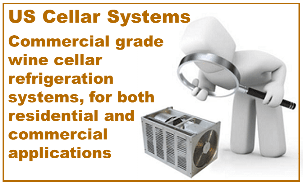 US Cellar Systems Offers the Best Wine Cellar Cooling Units in the Market