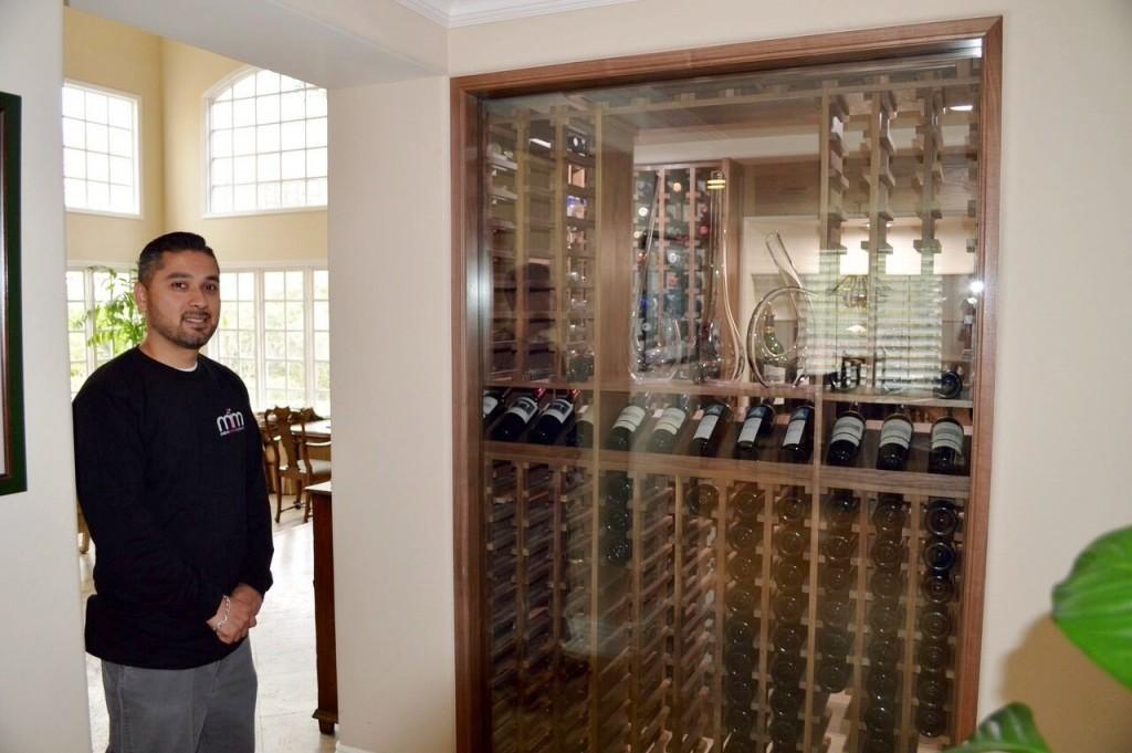 Refrigerated Home Wine Cellar Calabasas Florida