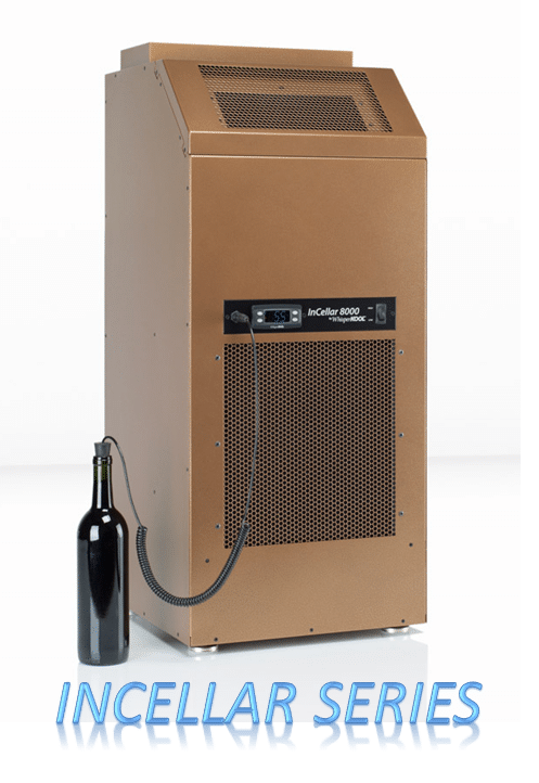 InCellar Series Wine Cellar Cooling System