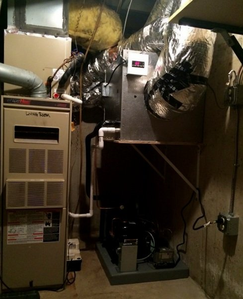Complete Wine Cabinets Cooling Systems Installation