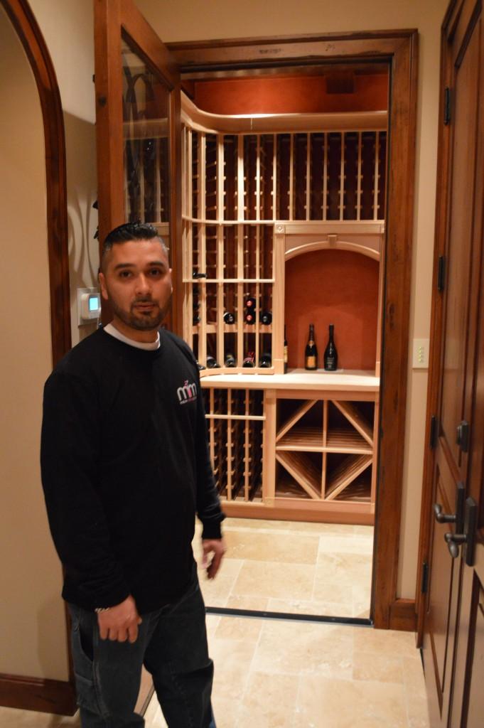 Wine Cellar Refrigeration Las Olas Beach Fort Lauderdale Service Call - Refrigerant Leak Intro - Part One