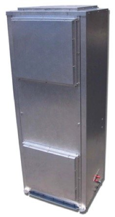 Vertical High Static Cooling System