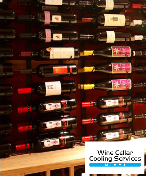 Refrigeration Systems for Wine Cellars Miami