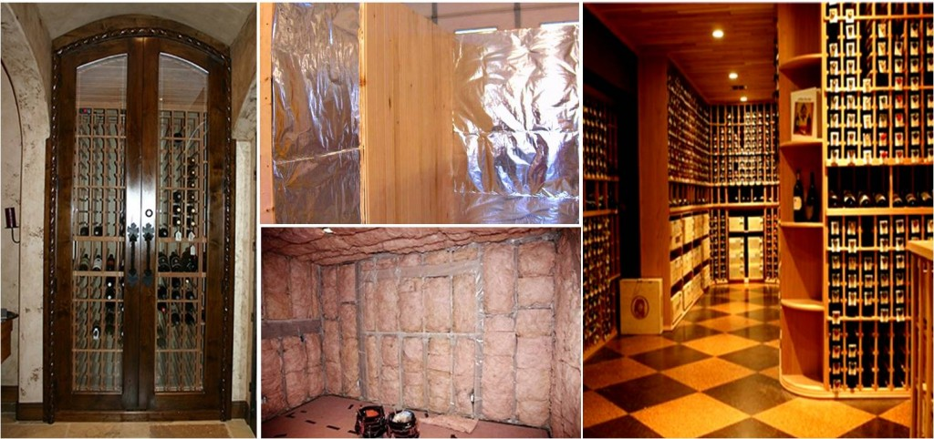 Wine Cellar Insulation Miami Cooling Specialists