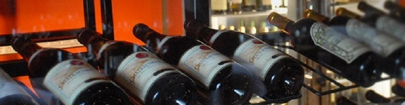 Don't ignore your hard-won investments. Expensive wine-stocks must be serviced by the best.