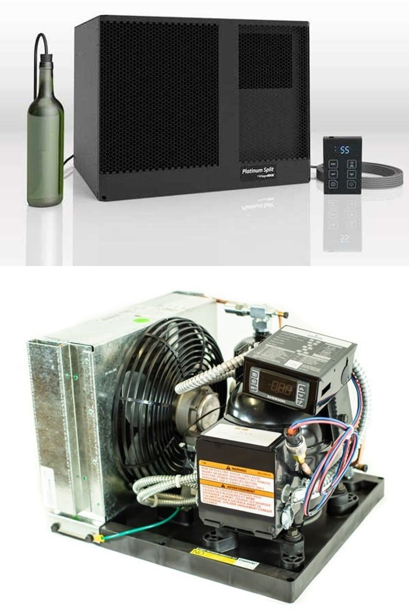 WhisperKOOL Platinum Ductless Split Cooling Unit