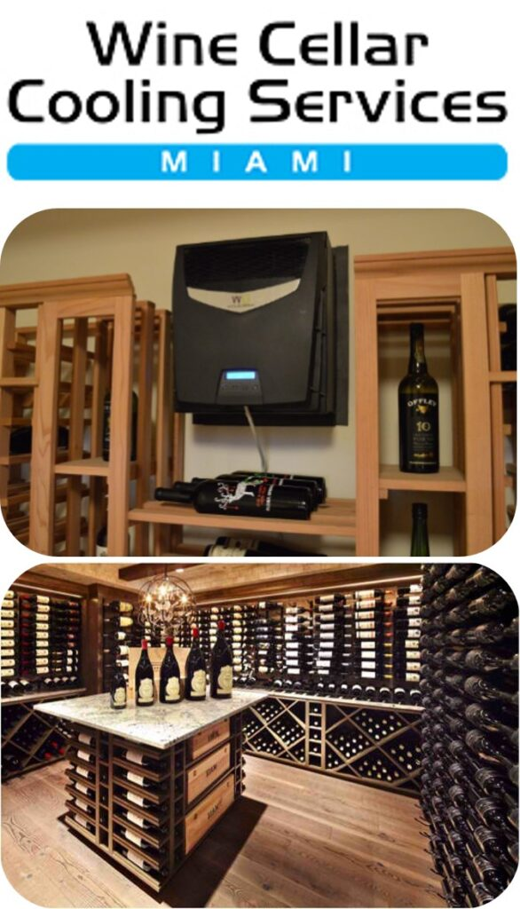 Refrigerated Wine Cellars with Reliable Wine Cooling Systems